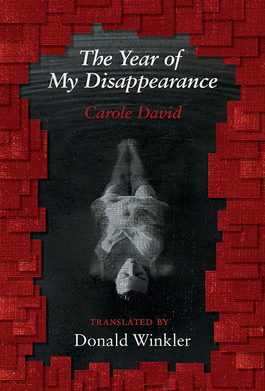 Couverture du livre The Year of My Disappearance