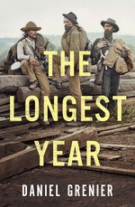 Couverture du livre The Longest Year